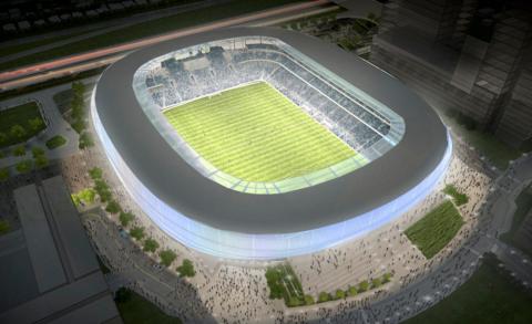 Minnesota Utd stadium