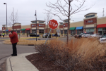 Foot Locker brooklyn Park shooting