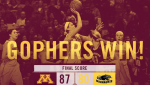Gopher women's basketball (Twitter)