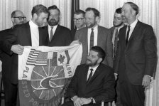 1968 Plaisted Expedition - Associated Press