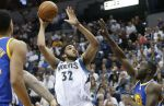 AP Images DO NOT REUSE Karl-Anthony Towns