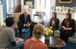 app girls with Biden