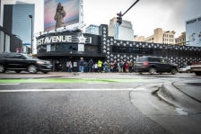 People gathering outside of First Avenue. (Photo: Mike Madison)