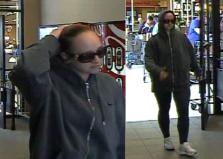 brooklyn center bank robbery