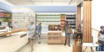 rendering of planned chobani cafe in new york target