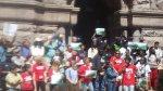 Mpls City Hall rally
