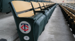 Minnesota Twins Target Field Rain out