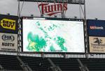 Twins-Orioles rain out