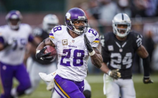 Vikings.com Adrian Peterson (safe with credit)