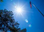 american-flag-sun-summer