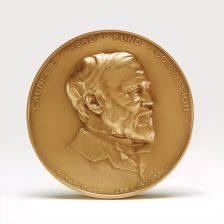 Front of Carnegie Medal