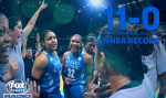 Minnesota Lynx 11-0 FOX Sports Twitter (Embedded)