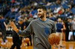 Minnesota Timberwolves guard Ricky Rubio acknowledges a fan prior to an NBA basketball game against the Dallas Mavericks, Sunday, April 3, 2016, in Minneapolis. (AP Photo/Stacy Bengs)