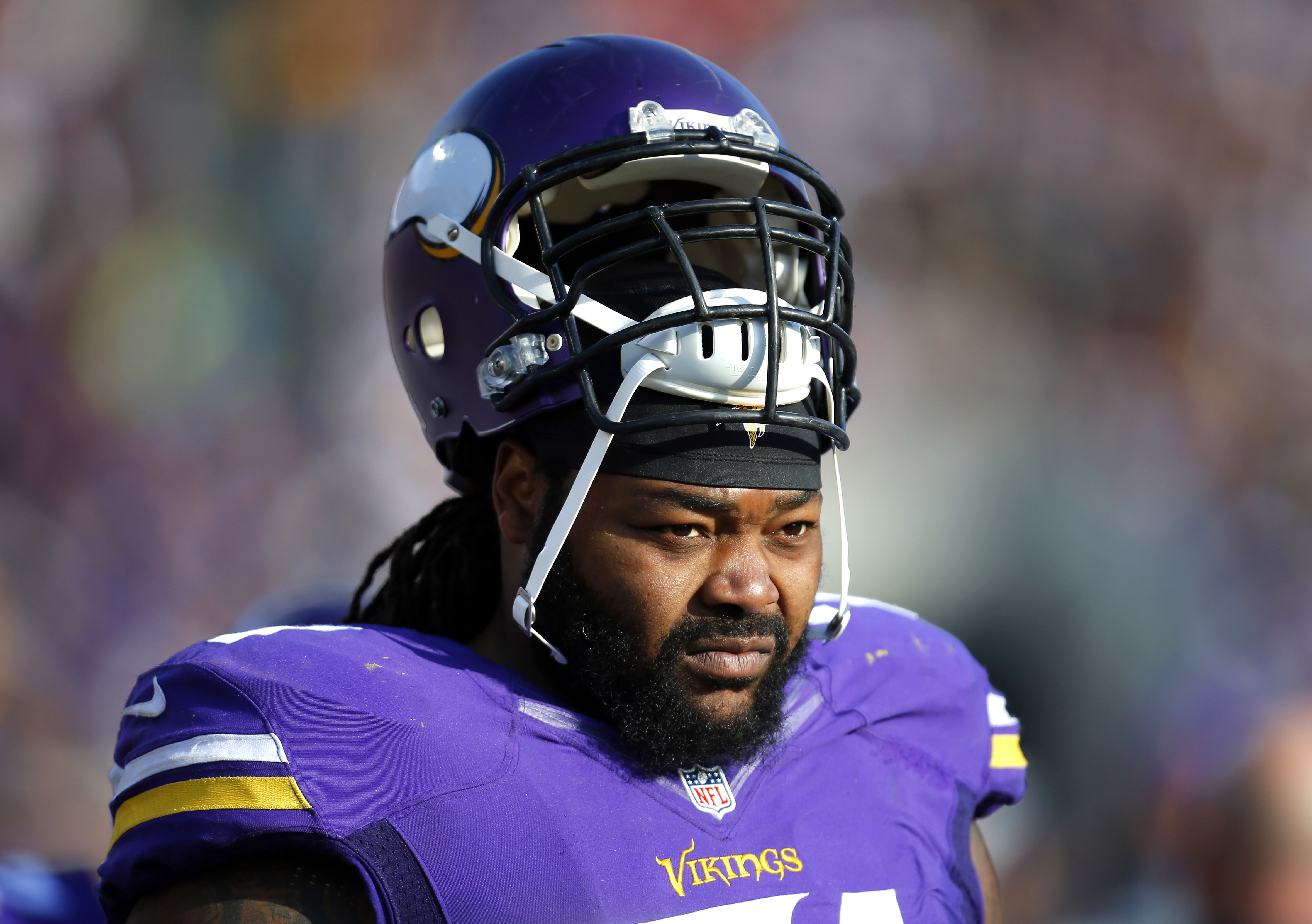 Veteran right tackle Phil Loadholt expected to retire