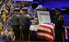 associated-press DO NOT REUSE -dallas-police-funeral