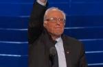 Bernie Sanders at DNC