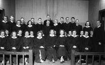 Glanton choir