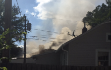 Moorhead house fire