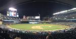Baseball Twins late game