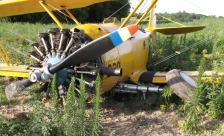 Duluth airshow crash plane landing