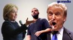 Clinton, Trump Drake