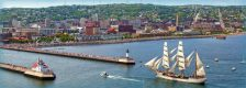 Duluth tall ships