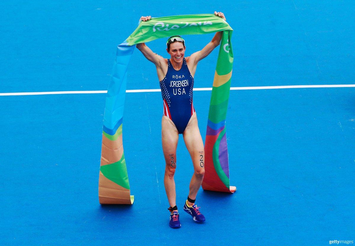 Gwen Jorgensen wins Rio 2016 goldAugust 20, 2016