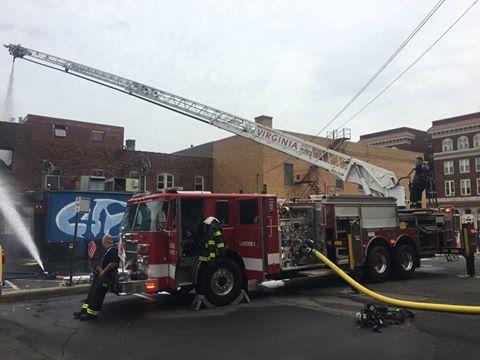 Fire Burns Well-Known Hibbing Sports Bar
