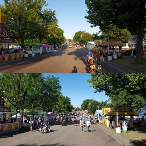 judson avenue time comparison