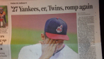 the plain dealer twins headline