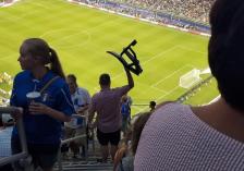 Vikings chair loose