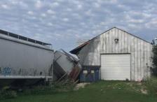 Derailed Iowa