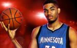 NBA 2K17 Karl Anthony Towns