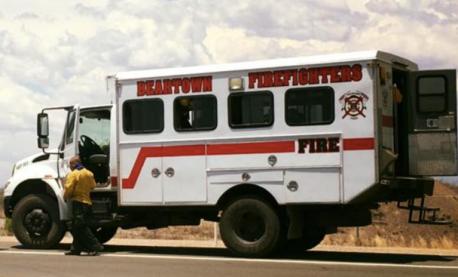 Firefighters Beartown