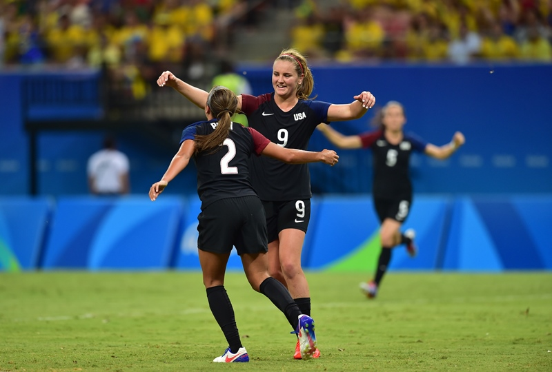 US women will host Switzerland twice in October