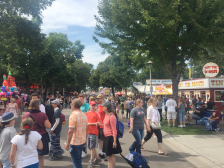 minnesota state fair 2016 opening day