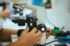 microscope science research