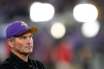 Minnesota Vikings head coach Mike Zimmer stands on the field before an NFL football game against the Green Bay Packers Sunday, Sept. 18, 2016, in Minneapolis. (AP Photo/Andy Clayton-King)