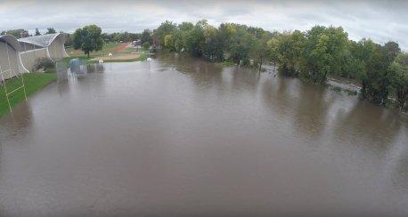 carleton-college-flooding