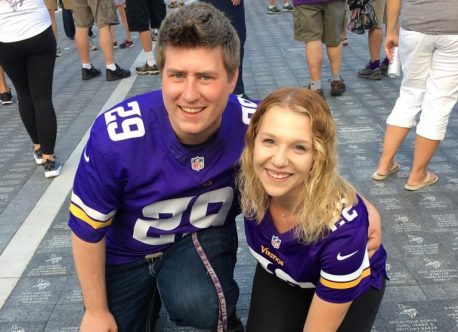 vikings proposal