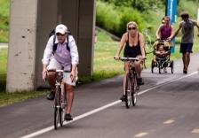 Biking Minneapolis