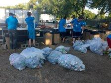 Maria Herd State Fair sanitation workers