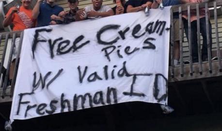 Demi Dahl banner UW La Crosse