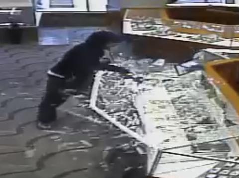 Edina burglary