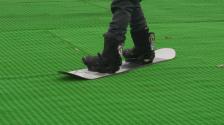 buck hill snowboarding