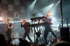 MINNEAPOLIS,  MN NOVEMBER 4: X Ambassadors Kevin Garrett perform at Mill City Nights on November 4, 2015 in Minneapolis, Minnesota. © Tony Nelson